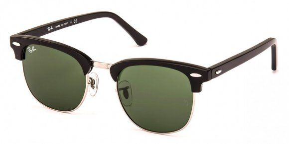 Ray Ban RB3016 51-21 Clubmaster Classic