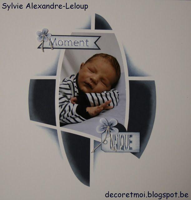 Gabarit 'Autour du Monde' issu du kit Azza anniversaire 15 ans. Rejoignez-moi sur mon blog www.decoretmoi.blogspot.be