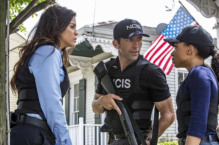 NCIS: New Orleans - Episode 3.02 - Suspicious Minds - Sneak Peeks Promo Promotional Photos & Press Release