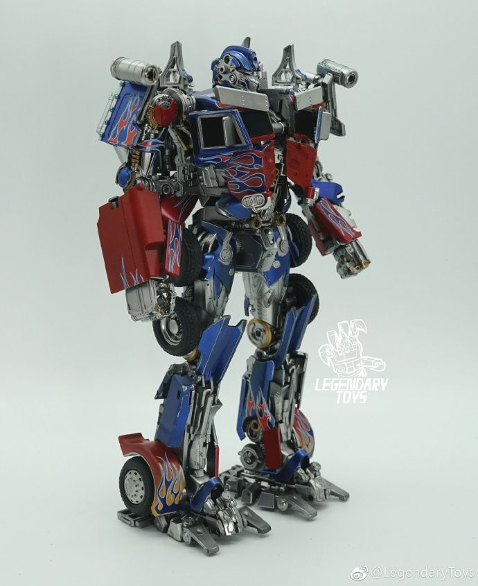 OFFICIAL Takara Tomy Transformers MPM-04 Optimus Prime Figure from JAPAN F//S