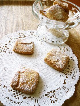 大好きな♡アーモンドクッキー♪