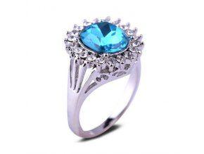 Zásnubný prsteň Blue Mountain