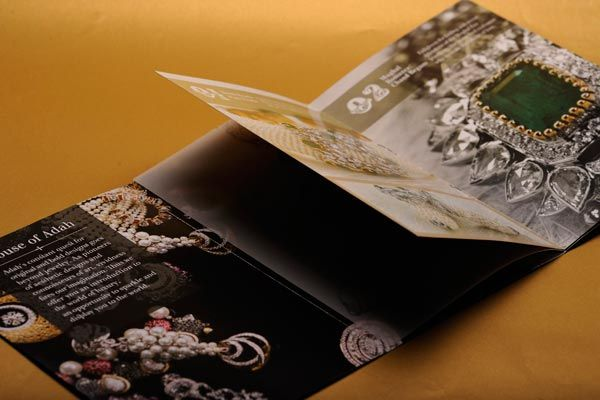 Jewelry Brochure Design Ideas ECI Pinterest Brochures - jewelry brochure