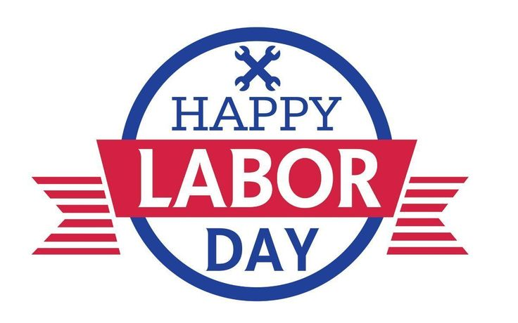 Your hard work deserve this! Thank you to all the working people in this country! #happylaborday