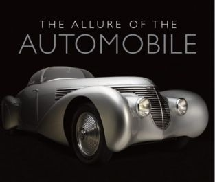 """""""The Allure of the Automobile. Driving in Style, 1930-1965"""" by Ken Gross and Ronald T. Labaco"""