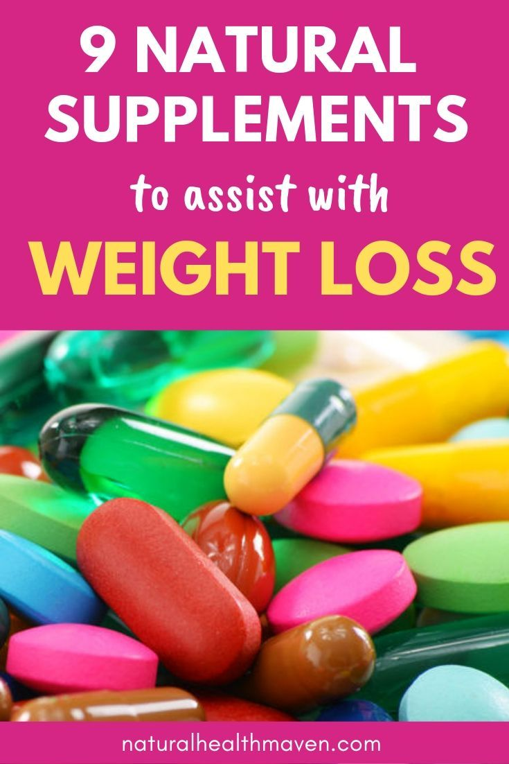These Natural Supplements Can Help You To Lose Weight Fast