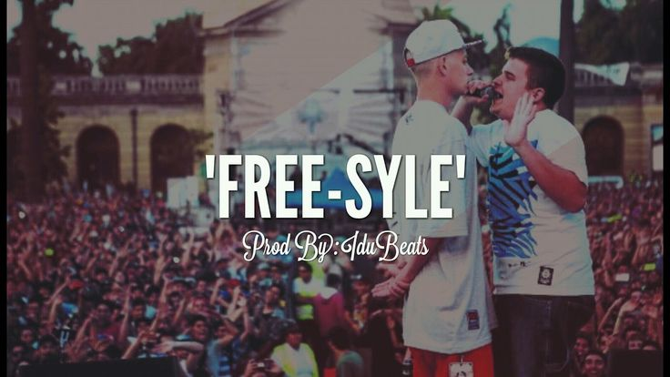 """Freestyle Battle"" - Hip Hop Instrumental (Prod By: IduBeats 2016)"