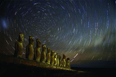 Night Sky Greece: Το Νησί Του Πάσχα