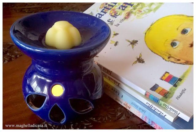 Maghella di casa : Profumare l'aria e tenere lontane le zanzare in modo naturale: rimedio fai da te