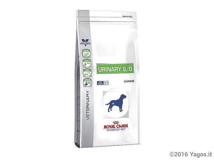 Alimento per cani Urinary S/O LP18 ROYAL CANIN