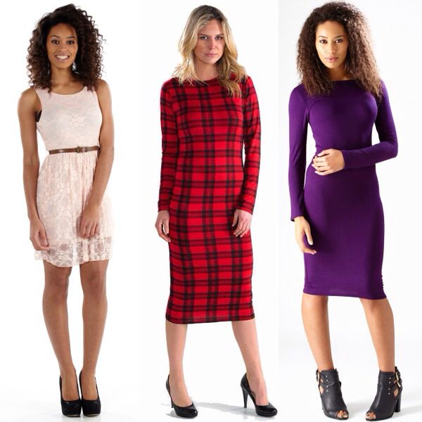 Dresses now in stock
