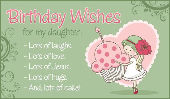 birthdaydaughterChristian – Happy Birthday Card Online
