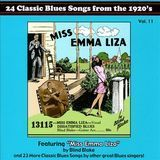 24 Classic Blues Songs From The 1920s, Vol. 2 [CD]