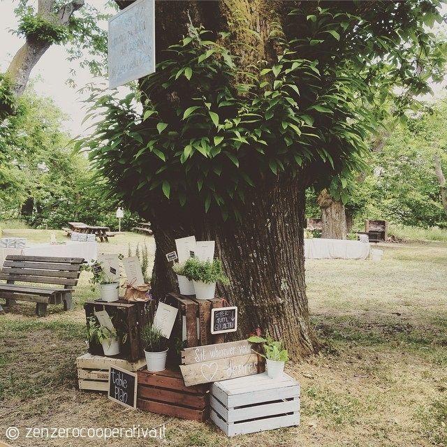 #Tableau de Mariage/#Wedding Table plan. Herbs, #blackboards and wood. Zenzero style!