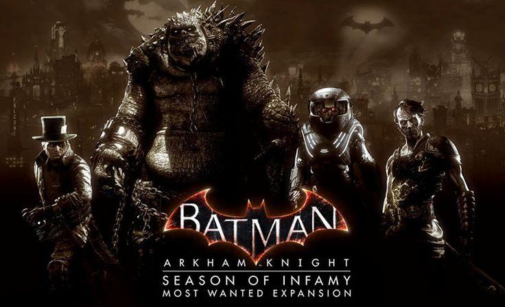 Batman Arkham Knight – Trailer da DLC Season of Infamy