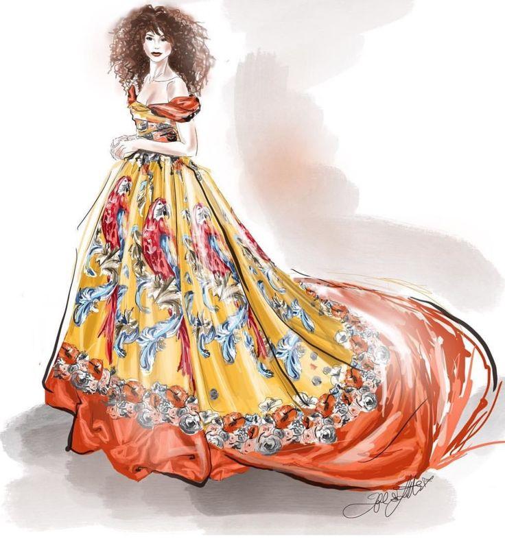 #Zendaya wearing #DolceGabbana by @maelleigh #MetGala2017 #Metkawakubo #MetGala #NYC| Be Inspirational ❥|Mz. Manerz: Being well dressed is a beautiful form of confidence, happiness & politeness