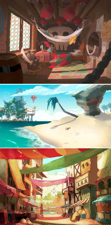 Khuda-02 kind of a fun looking pirate world