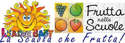 """Primizie in Leader Baby, si raccolgono i primi frutti del programma europeo """"Frutta nelle scuole"""". I bambini sono entusiasti, li mangiano perché """"buoni"""" e fruttiferi … e che rendimento in salute!"""