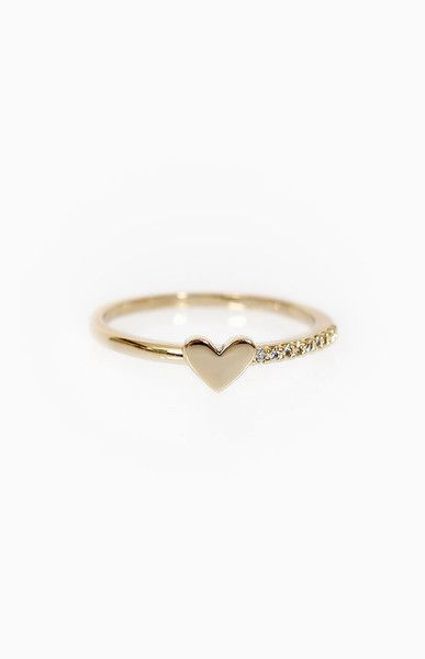Little Love Ring Gold $15 http://bb.com.au/collections/new/products/of-little-love-ring-gold