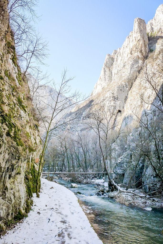 Poliuszko posted a photo:  Hasdate River - Turda Gorge - Cheile Turzii, Transylvania, Romania
