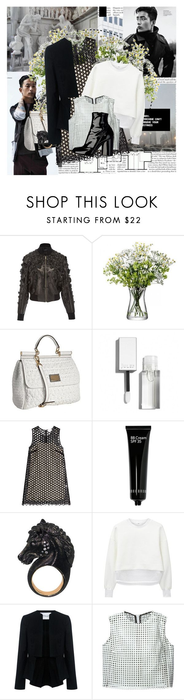 """Models: Sung Jin Park"" by katieci ❤ liked on Polyvore featuring Edition, Karl Lagerfeld, Elie Saab, Givenchy, Dolce&Gabbana, Isa Arfen, Bobbi Brown Cosmetics, Nisan, Toga and 10 Crosby Derek Lam"