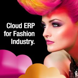Cloud ERP for Fashion Industry. Check it out.