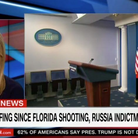 Media Bias 101 - CNN's Brooke Baldwin Slams White House for Briefing Delay: 'You Cannot Avoid Us'