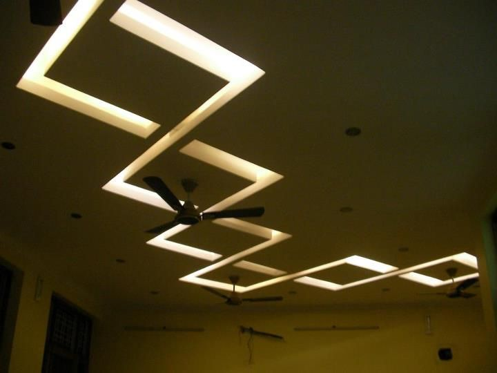 Interiors Project #1 - False Ceiling (Drawing Room) (1)