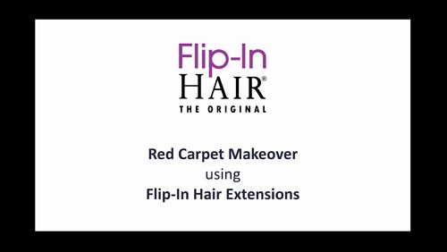 Be #redcarpet ready with #flipinhair #extensions! Check out these #hair and #makeup looks! See the #transformation using damage-free, wired #flipin #hairextensions to lengthen, thicken and add #style and impact to otherwise thin, short hair. www.flipinhair.co.uk/?utm_content=bufferddbe6&utm_medium=social&utm_source=pinterest.com&utm_campaign=buffer #beauty #glam https://video.buffer.com/v/5a62045acb78984817aa1209