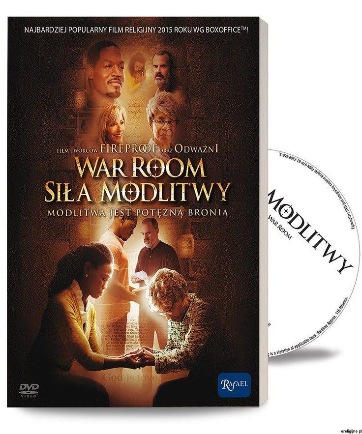 DVD War Room - Siła Modlitwy - chrześcijański film na płycie