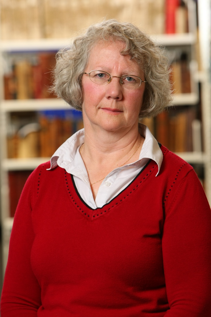 Karen Smith, Head of Special Collections