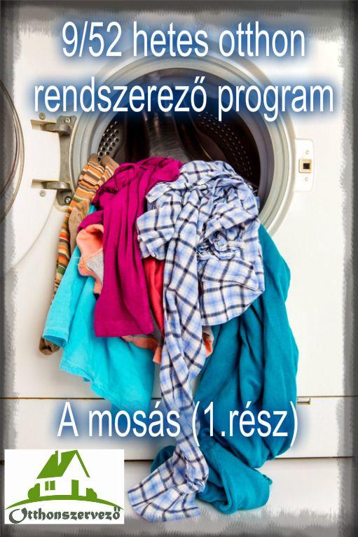 #9 Az 52 hetes otthon rendszerező programban általában külön - külön átbeszéljük a lakás egyes helységeinek rendszerezését. Januártól ezidáig a konyhán dolgoztunk.Mivel maga a MOSÁS folyamata (szennyes tárolás, ruhaválogatás, mosás, teregetés, vasalás,elpakolás) több helységet is érint, így ezúttal a…