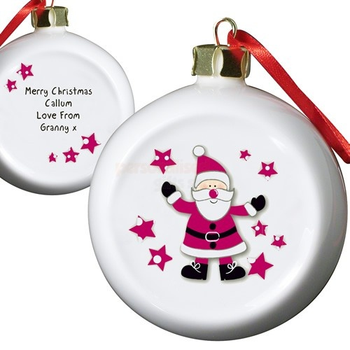 The 25 best Personalised christmas baubles ideas on Pinterest