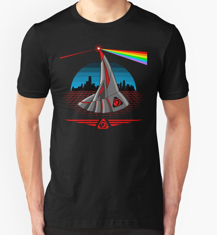 """Dark Side of Nod"" T-Shirts & Hoodies by Remus Brailoiu 