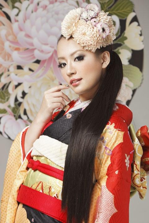 japanese kimono style @ studio aim