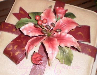 Sugar flowers Creations-Nicky Lamprinou: Δείτε στο video πώς φτιάχνουμε πανέμορφα λουλούδια απο ζαχαρόπαστα-gumpaste