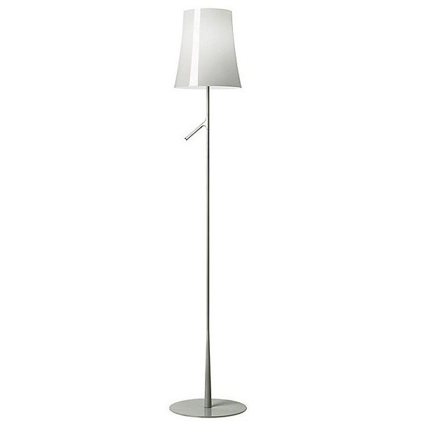 Foscarini Birdie Floor Lamp (37,375 PHP) ❤ liked on Polyvore featuring home, lighting, floor lamps, white, white branch lights, white shades, bird floor lamp, tree branch lamp and steel floor lamp