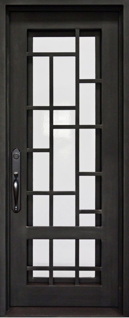 Iron Envy Doors | Wrought Iron Front Doors Dallas