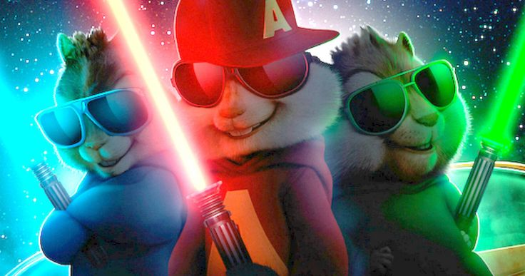'Alvin and the Chipmunks 4' Will Face Off Against 'Star Wars 7' -- 'Alvin and the Chipmunks: The Road Chip' has moved to December 18, where it will go up against 'The Force Awakens' at the box office. -- http://movieweb.com/alvin-chipmunks-4-road-chip-new-release-date/