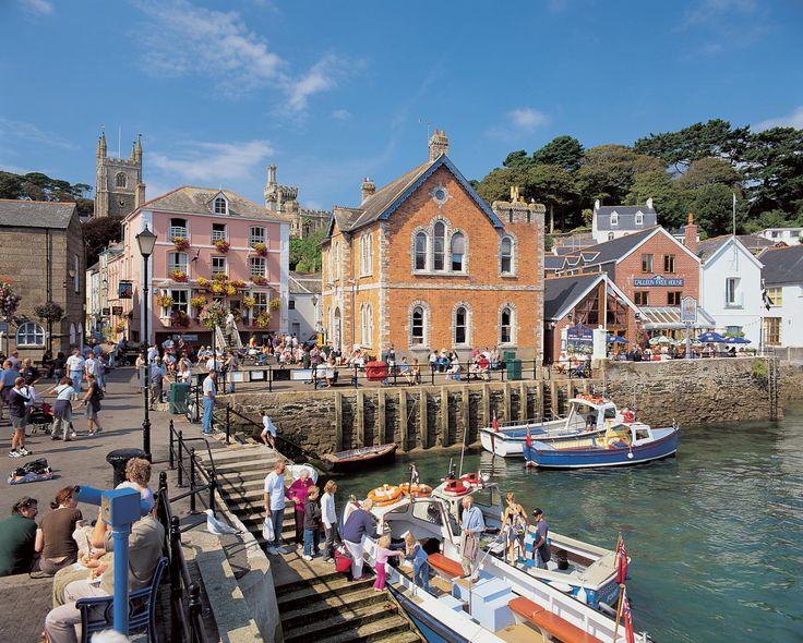 Fowey, Cornwall