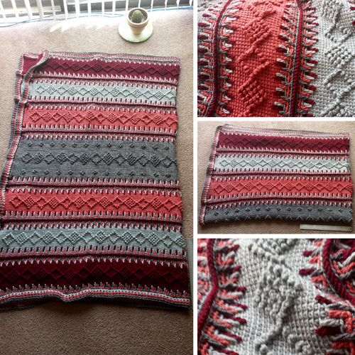 Timeless Tunisian - Free Pattern