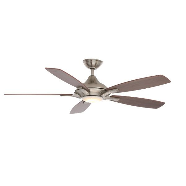 Hunter Morelli 52 Led Brushed Nickel Ceiling Fan At Menards: 466 Best Images About For The Home On Pinterest