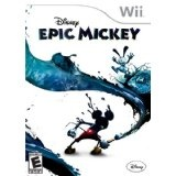 Disney Epic Mickey (Video Game)By Disney