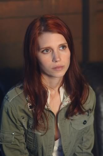 Fallen Angel Anna Milton played by Julie McNiven.