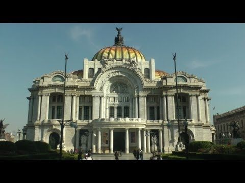 ▶ Mexico City, Mexico in HD - YouTube