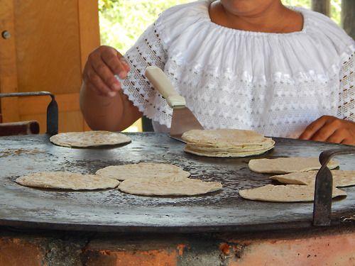 vivirenmexico:  El Comal para las Tortillas