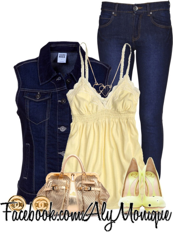 """""""Untitled #1201"""" by alysfashionsets on Polyvore"""