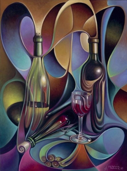 2011 New Mexico Wine Fest Poster