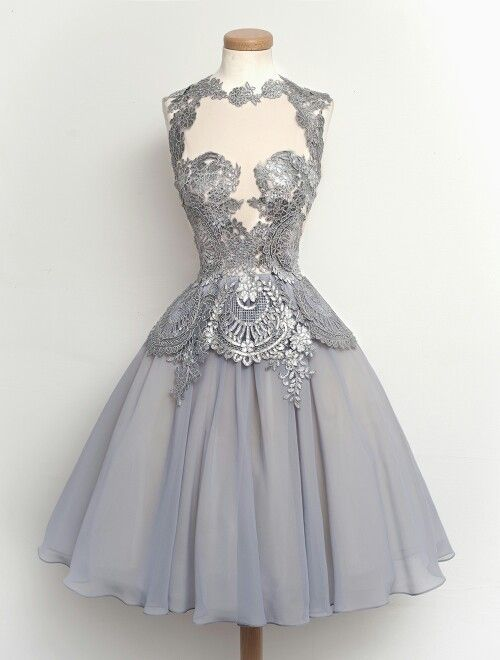 So in love with this silver dress