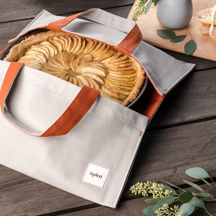 Aplat Culinary Plat Wide Tote